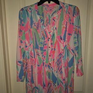 Lilly Pulitzer Tunic Dress | S size